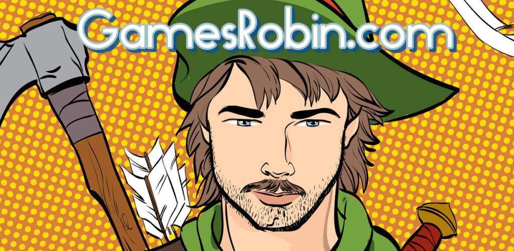 Gamesrobin