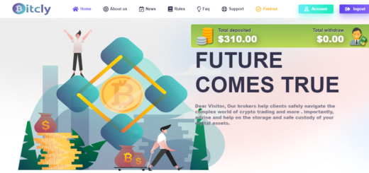 Bitcly - Инвестиционный проект bitcly.com