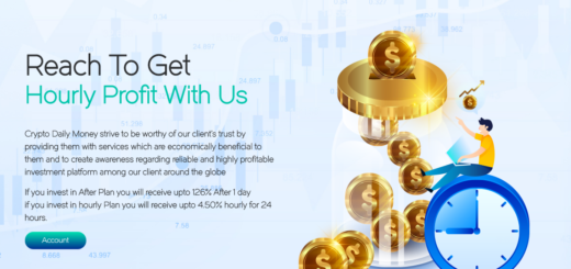 Cryptodaily Money - инвестиционный проект