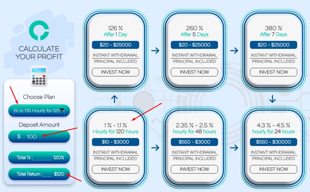 Cryptodaily - Высокодоходный проект cryptodaily money