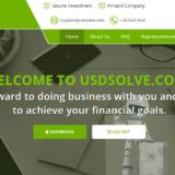 Usdsolve - инвестиционный проект usdsolve.com