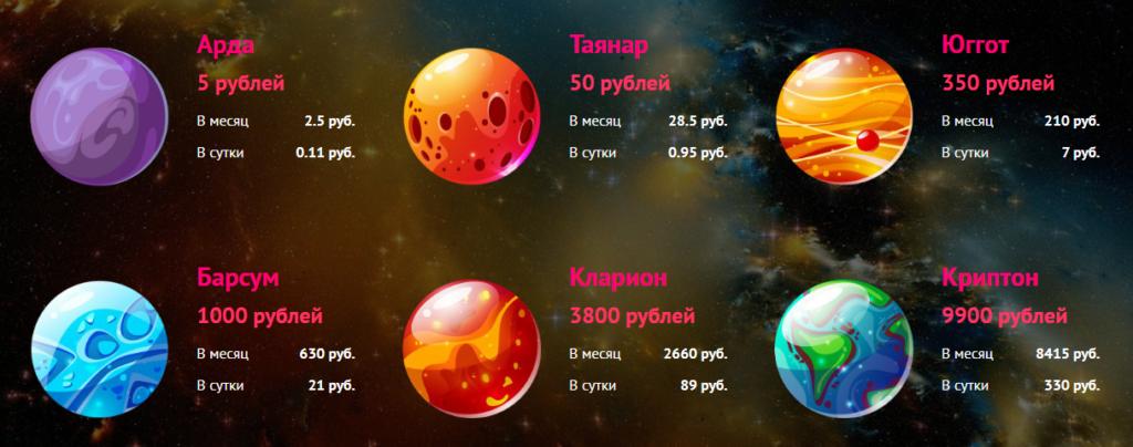 Cosmo Sfera - маркетинг игры