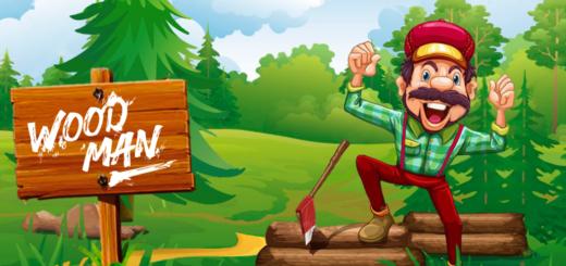 Woodman - Игра с выводом денег