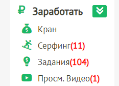 Shara today - заработок