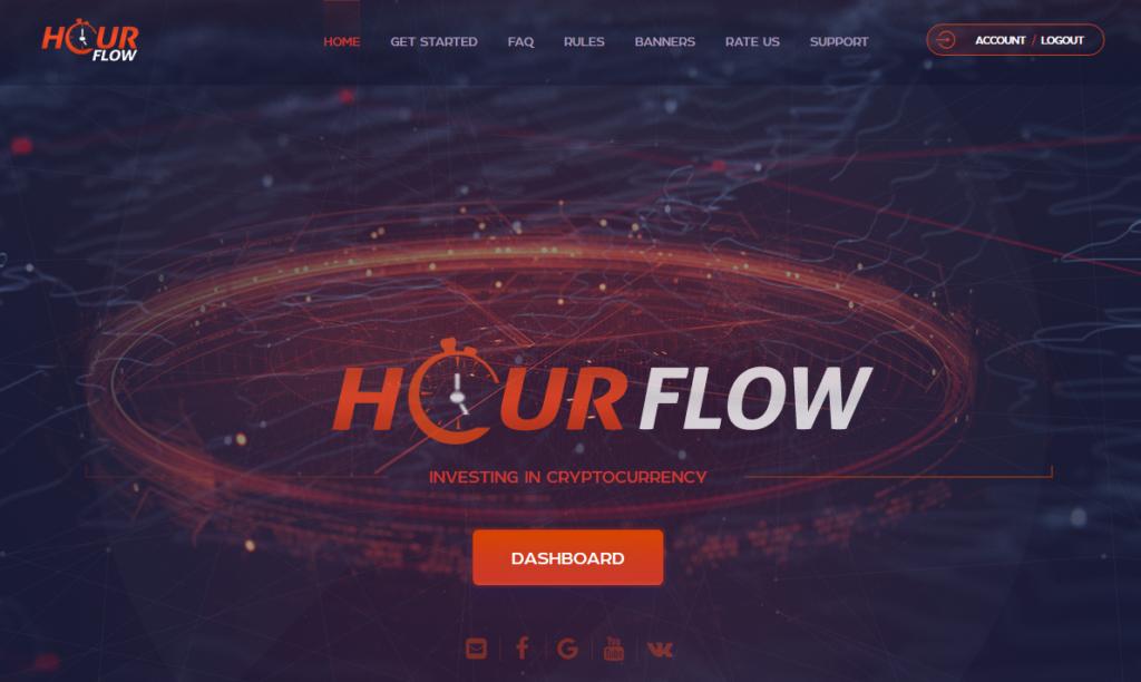 Hourflow - инвестиционный проект