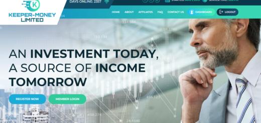 Keeper Money - Инвестиционный проект keeper-money.com