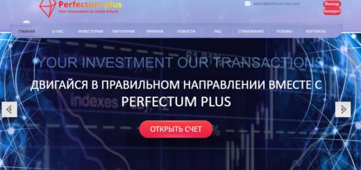 Perfectum Plus - Хайп с почасовыми планами