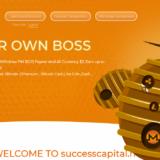 Successcapital - Хайп с почасовыми планами