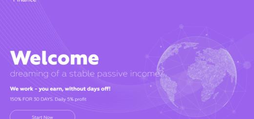 Aeon Finance - Инвестиционный проект