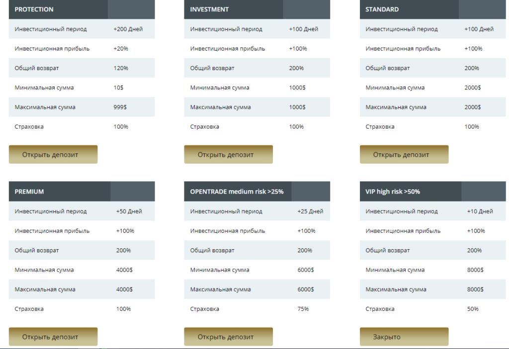 Essomillanni - Инвестиционные планы