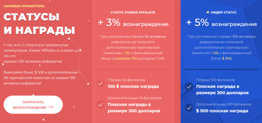 Loantech.top - награды за рефералов