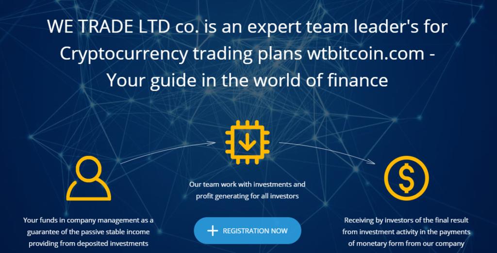 Wtbitcoin.com - Обзор инвестиционного проекта