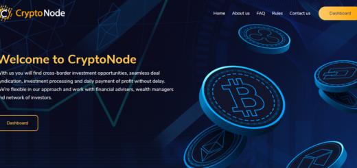 Cryptonode.ltd - Среднедоходный хайп проект