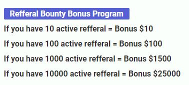 Hoursoftbank - бонусы за рефералов