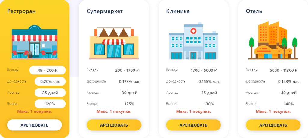 Cashcity - маркетинг игры