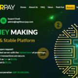 Legithourpay.com - Хайп с почасовыми планами