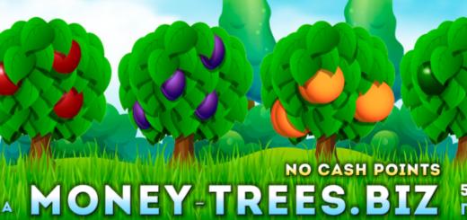 Money-trees.biz - Новая игра с выводом денег