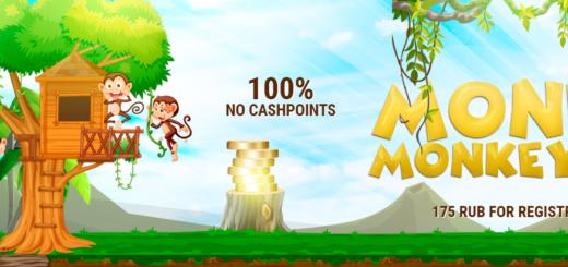 Monkey-money.biz - Новая игра с выводом денег