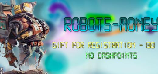 Robots-Money.biz - Игра с выводом денег
