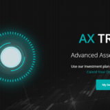 Axtrader.com - Высокодоходный хайп проект