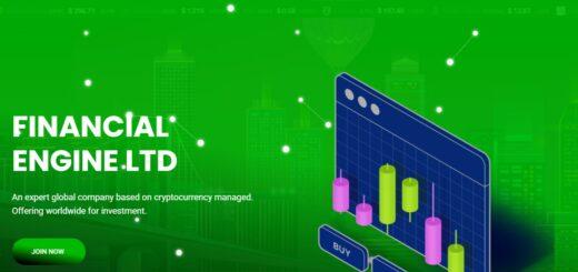 Financialengineltd.com - Высокодоходный хайп проект