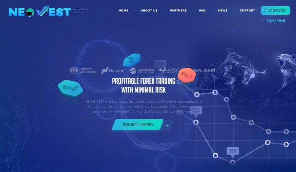 Neovest - Среднедоходный хайп проект
