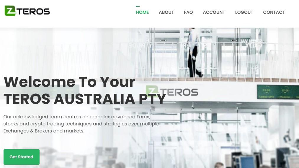 Teros.biz - Высокодоходный хайп проект