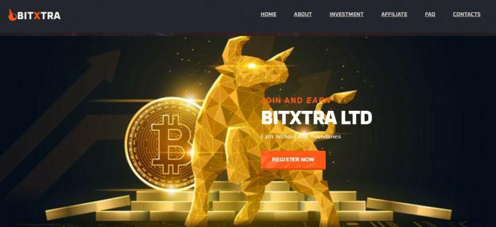 Bitxtra.top - Сверхдоходный хайп проект