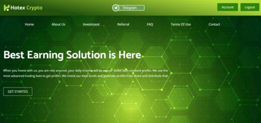 Hotex-Crypto.biz - Высокодоходный хайп проект