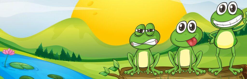 Money Frogs - Игра с выводом денег