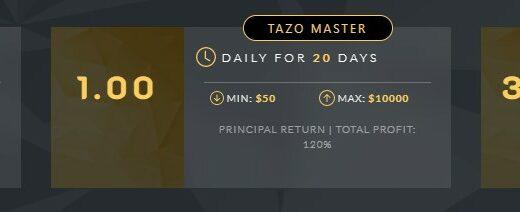 Tazobit.com - маркетинг проекта