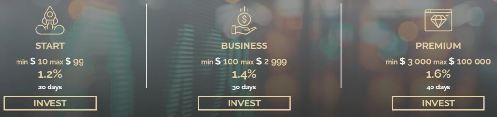 Top-Income - Маркетинг проекта