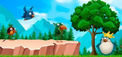 Golden-Birds.org - Новая игра с выводом реальных денег