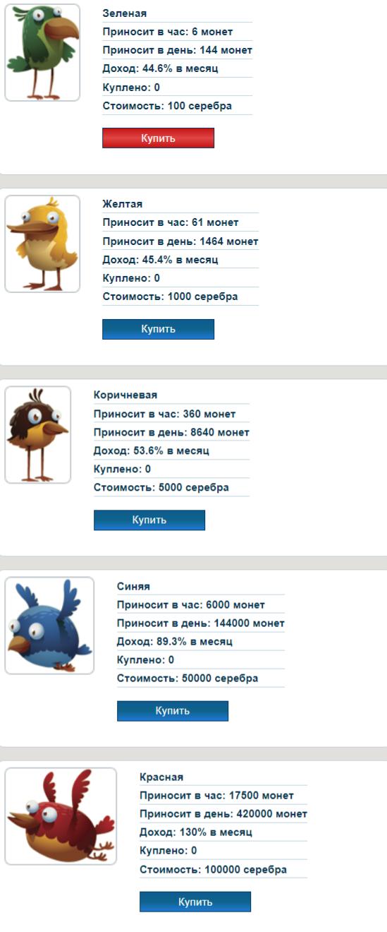 Golden-Birds.org - golden-birds.org - маркетинг игры