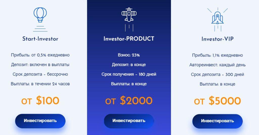 Stoxx.club - маркетинг проекта