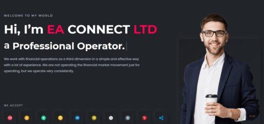 Eaconnect.ltd - Среднедоходный хайп проект