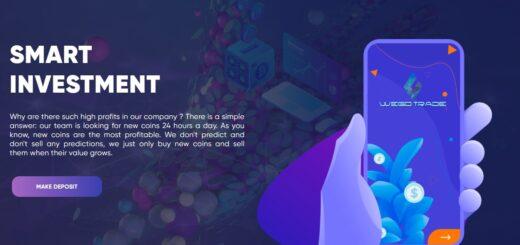 Wego-Trade.io - Среднедоходный хайп проект