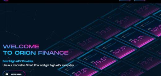 Orionfinance.org - Инвестиционный проект