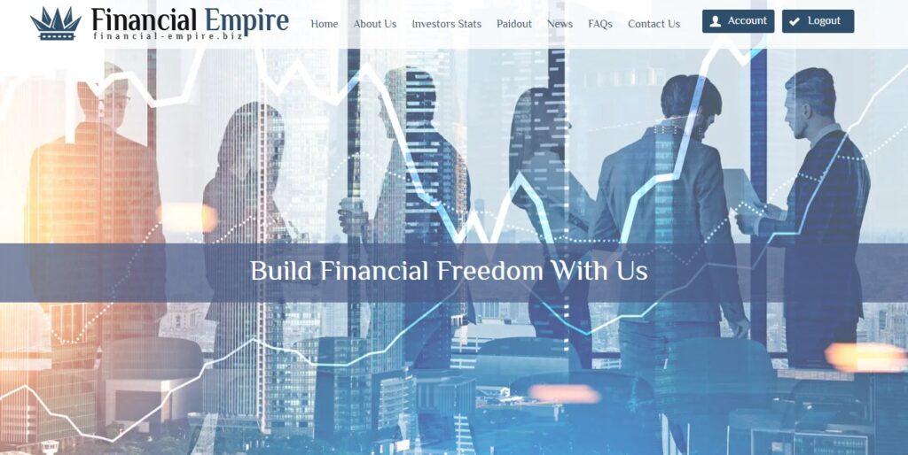 Financial-Empire.biz - Среднедоходный проект